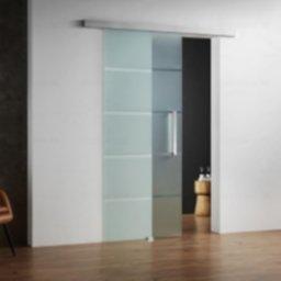 Puertas de paso de cristal